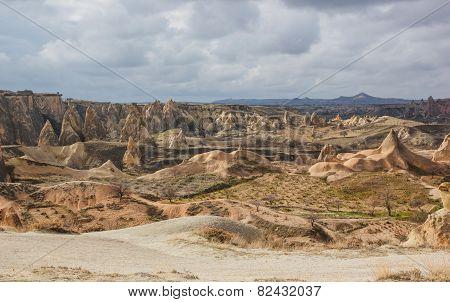 View Of Cappadocia 1