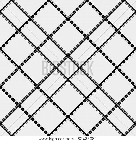 Scottish cell seamless patterns