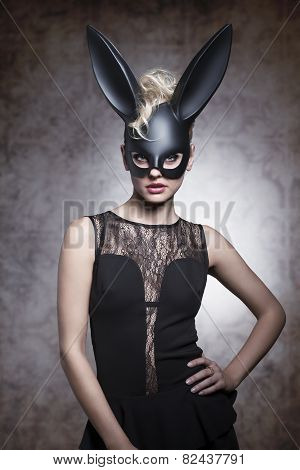 Black, Sexy Rabbit