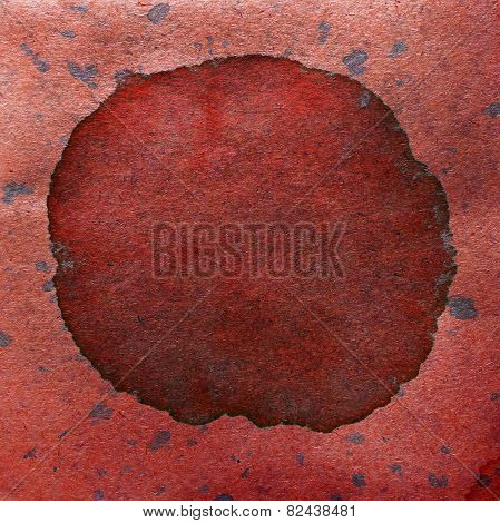 watercolor red abstract background paint color blob design splas