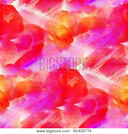 background seamless pink watercolor texture abstract paper color