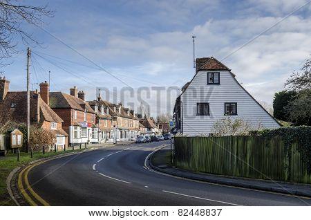 Biddenden Village High Street
