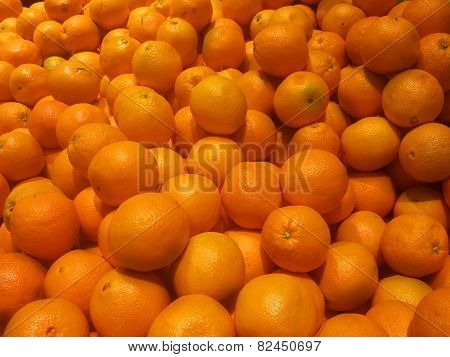 An Orange Here, An Orange There...