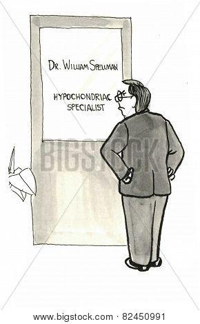 Hypochondriac Specialist