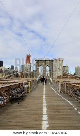 Bridge to the city