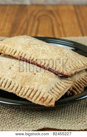 Whole Wheat Toaster Pastries
