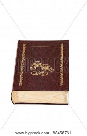 Wooden Casket For Coins