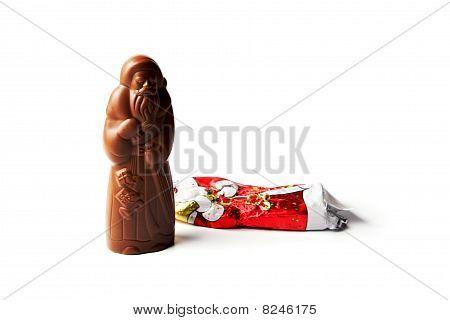 Santa desnudo