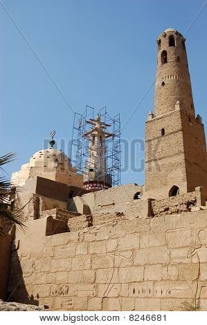Abu Haggag Mosque, Luxor