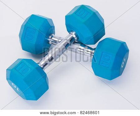 Blue Fitness Gear