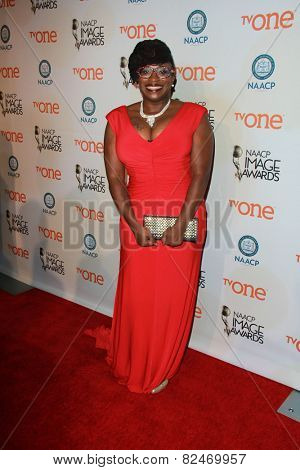 LOS ANGELES - FEB 5:  Shernold Edwards at the 46th NAACP Image Awards Non-Televised Ceremony  at a Pasadena Convention Center on February 5, 2015 in Pasadena, CA