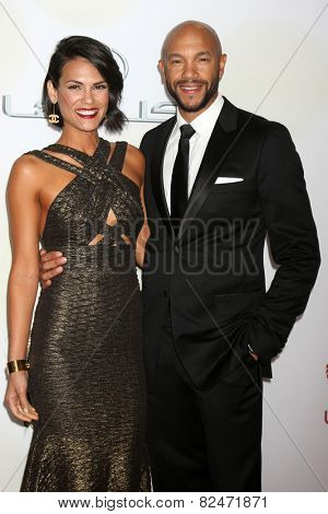 LOS ANGELES - FEB 6:  Stephen Bishop at the 46th NAACP Image Awards Arrivals at a Pasadena Convention Center on February 6, 2015 in Pasadena, CA
