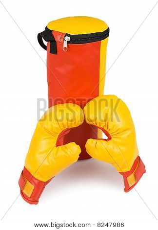 Childrens Boxing Kit
