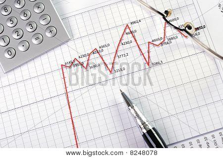 Gráficos de vendas