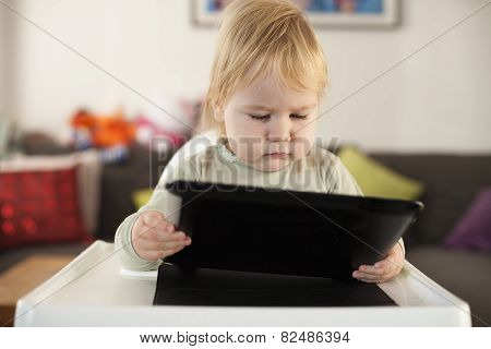 Baby Reading Tablet