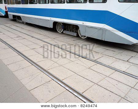 Tramway On Street