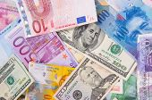 picture of currency  - More types od currencies - JPG