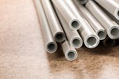 picture of thermoplastics  - Plastic tubes - JPG