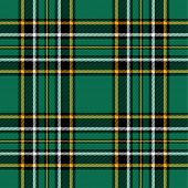 image of kilt  - Textured irish tartan plaid - JPG