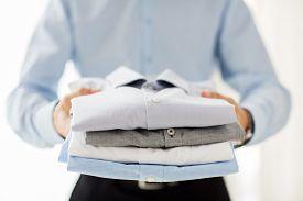 stock photo of apparel  - business - JPG