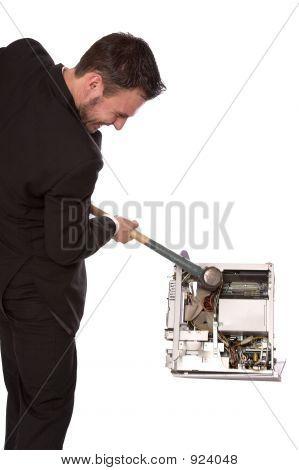 Broken Computer 2