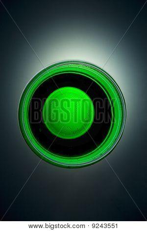sphere green