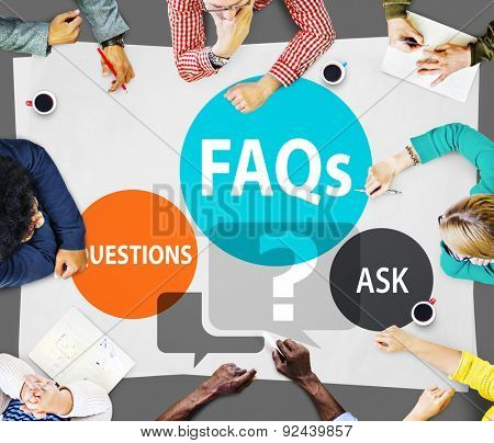 FAQs Frequently Asked Questions Solution Concept