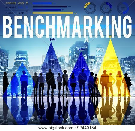 Benchmarking Quality Control Solution Measurement Concept