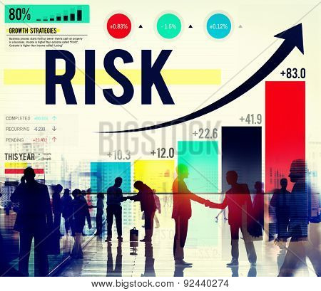 Risk Security Protection Problem Dangerous Management Concept
