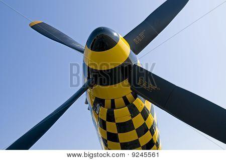 Four Blade Propeller