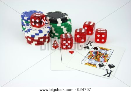 Cards Chips And Dice 1