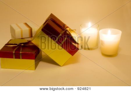 Gifts By Candle Light