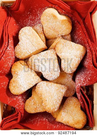 Heartshape Cookies