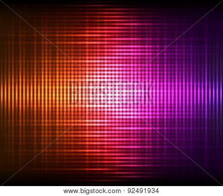 Abstract Vector Colorful Shining Background