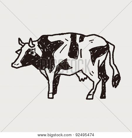 Cow Doodle