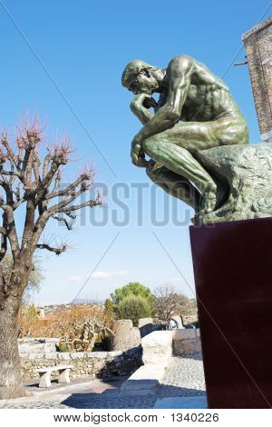 The Thinker - St Paul #9