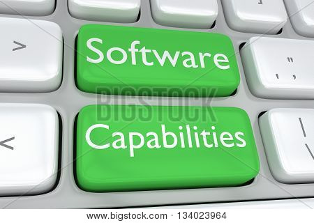 Software Capabilities Concept