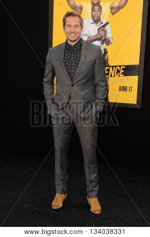 LOS ANGELES - JUN 10:  Ryan Hansen at the Central Intelligence Los Angeles Premiere at the Village Theater on June 10, 2016 in Westwood, CA