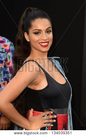 LOS ANGELES - JUN 10:  Lilly Singh at the Central Intelligence Los Angeles Premiere at the Village Theater on June 10, 2016 in Westwood, CA