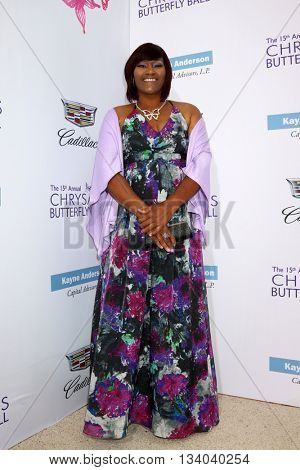 LOS ANGELES - JUN 11:  Kellie Williams at the 15th Annual Chrysalis Butterfly Ball at the Private Residence on June 11, 2016 in Brentwood, CA