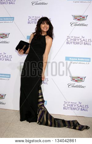 LOS ANGELES - JUN 11:  Selma Blair at the 15th Annual Chrysalis Butterfly Ball at the Private Residence on June 11, 2016 in Brentwood, CA