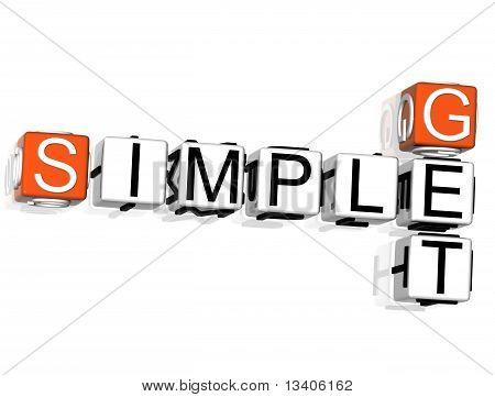 Get Simple Crossword