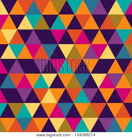 Colored Abstract background with multi color design