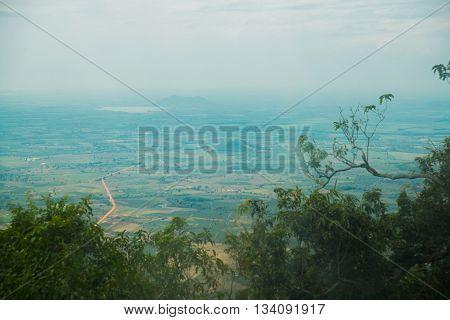 Aerial View.mui Ne, Phan Thiet, Vietnam.