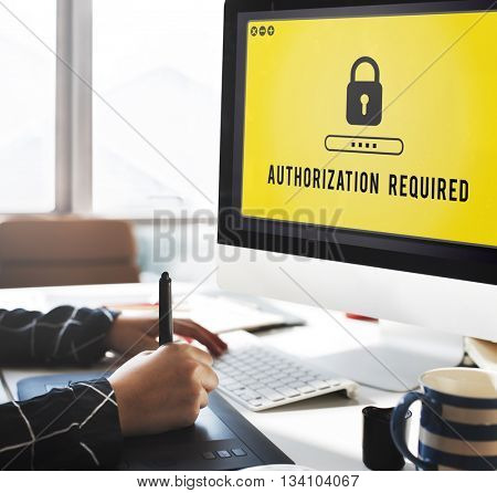 Authorization Privacy Permit Requirement  Secure Concept