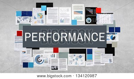Performance Inspiration Experience Fulfillment Concept