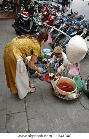 Vietnamese Street Life