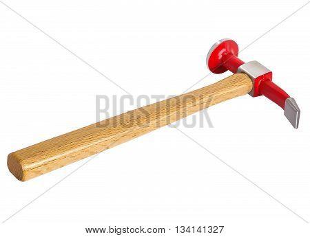 Bumping and plashing hammer for repairs car body