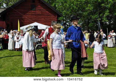 Dance in Sweden