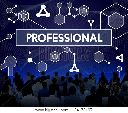 Professional Business Career Executive Boss Concept